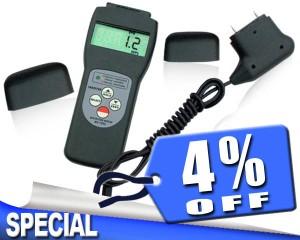 Digital Alat tester kadar air MC7825PS