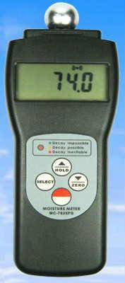 Alat Pengukur Kadar Air Seri MC7825F